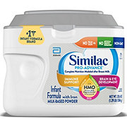 Similac Pro-Advance Non-GMO Infant Formula Powder with Iron