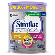 Similac Pro-Total Comfort Non-GMO Powder Infant Formula with HMO & Iron
