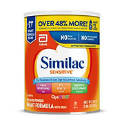 Similac Sensitive For Fussiness and Gas Infant Formula Powder