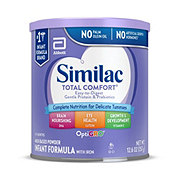 Similac Total Comfort Powder Infant Formula with Iron