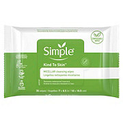 Simple Kind to Skin Micellar Facial Wipes