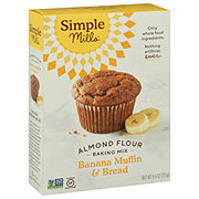 Simple Mills Banana Muffin and Bread Almond Flour Mix