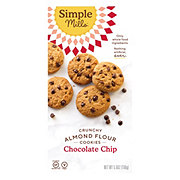Simple Mills Chocolate Chip Crunchy Cookies