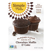Simple Mills Chocolate Muffin and Cake Almond Flour Mix