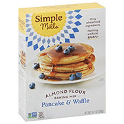 Simple Mills Pancake & Waffle Almond Flour Mix