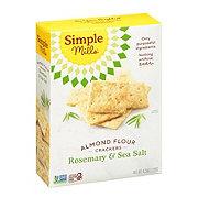 Simple Mills Sea Salt Rosemary Almond Flour Cracker