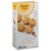 Simple Mills Toasted Pecan Crunchy Cookies