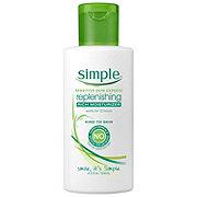 Simple Replenishing Rich Facial Moisturizer