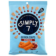 Simply 7 BBQ Quinoa Chips