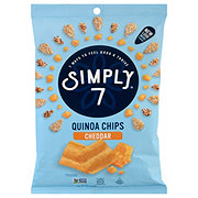 Simply 7 Cheddar Quinoa Chips