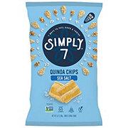 Simply 7 Sea Salt Quinoa Chips
