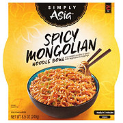 Simply Asia Asian Creations Spicy Mongolian Noodle Bowl