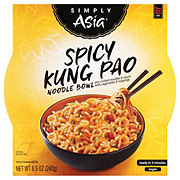 Simply Asia Spicy Kung Pao Noodle Bowl