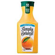 Simply Calcium & Vitamin D Pulp Free 100% Orange Juice