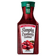 Simply Cranberry Cocktail Juice
