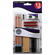 Simply Daler Rowney Artist Sketch Set