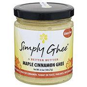 Simply Ghee Maple Cinnamon Ghee