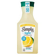Simply Light Lemonade
