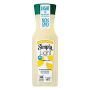Simply Light Lemonade