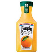 Simply Orange Calcium & Vitamin D Medium Pulp Orange Juice
