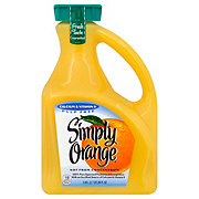 Simply Orange Calcium & Vitamin D Pulp Free Orange Juice