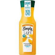 Simply Orange Light Pulp Free Orange Juice