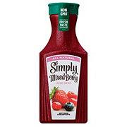 Simply Orange Mixed Berry Juice Drink