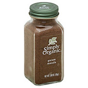 Simply Organic Garam Masala