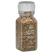 Simply Organic Grind To A Salt Grinder