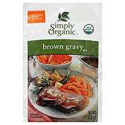 Simply Organic Organic Brown Gravy Mix