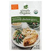 Simply Organic Roasted Chicken Gravy Mix