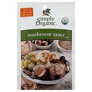 Simply Organic Wild Mushroom Sauce Mix