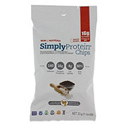 Simply Protein Chips - Salt & Pepper