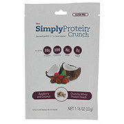 Simply Protein Raspberry Coconut Crunch