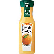 Simply Pulp Free 100% Orange Juice