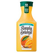 Simply Pulp Free Orange with Mango 100% Juice Blend