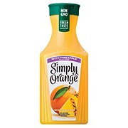 Simply Pulp Free Orange with Pineapple 100% Juice Blend