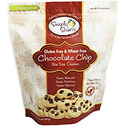 Simply Sharis Gluten Free Chocolate Chip Cookie Bites