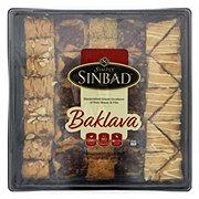 Simply Sinbad Deluxe Baklava Assortment
