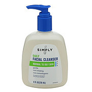 Simply U Daily Facial Cleanser Normal To Oily Skin