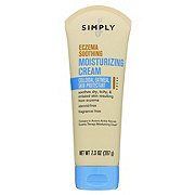 Simply U Eczema Soothing Moisturizing Cream