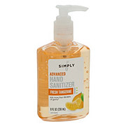 Simply U Fresh Tangerine Hand Sanitizer