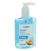 Simply U Sea Mineral Hand Sanitizer