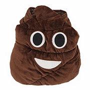 SimplyDog Brown Poop Emoji Costume