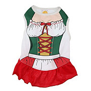 SimplyDog Lederhosen Girl Dress