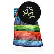 SimplyDog Sombrero & Poncho Costume Set