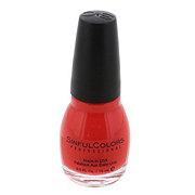 Sinful Colors Nail Enamel Energetic Red 1122