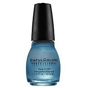 Sinful Colors Professional Ice Blue Nail Enamel