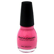 Sinful Colors Professional Pink Forever Nail Enamel