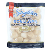 Singleton Seafood All Natural Bay Scallops